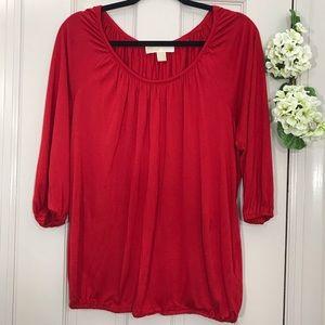 Michael kors women's blouse
